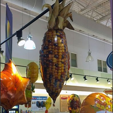 Fall Ear of Corn Inflatable 2