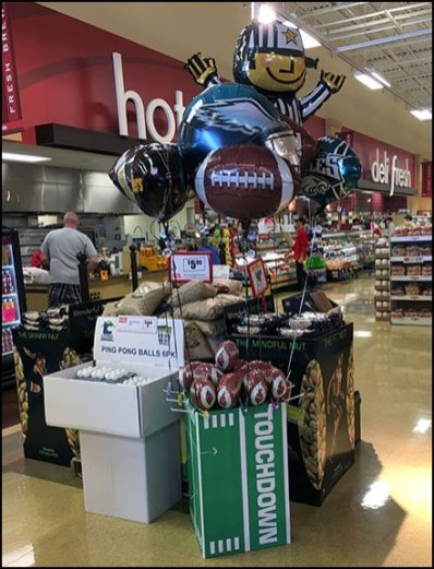 Football Party Inflatables 3