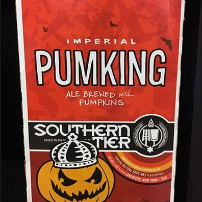 Liquid Pumpkin As Lager Seasonal Promo