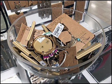 Squaring a Circular Bowl For Fashion Jewelry