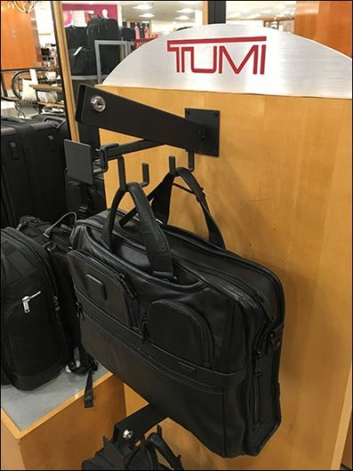 Tumi Locking J-Hook Faceout 2