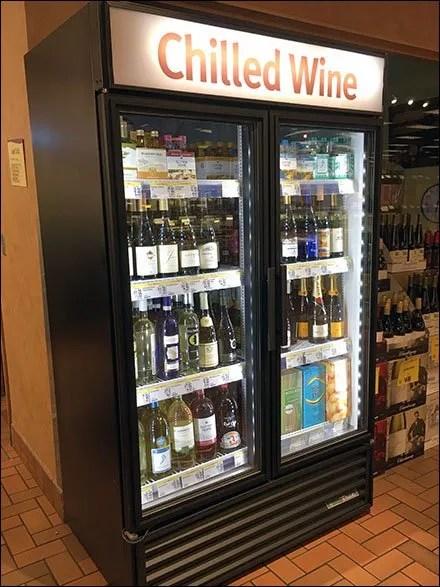 Chilled Wine 4-Packs Grab-N-Go