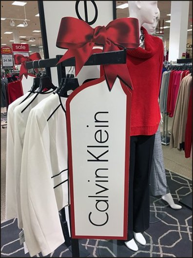 Calvin Klein Brand Christmas Definition 2