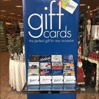 Christmas, Hanukkah, All Occasion Gift Card Display