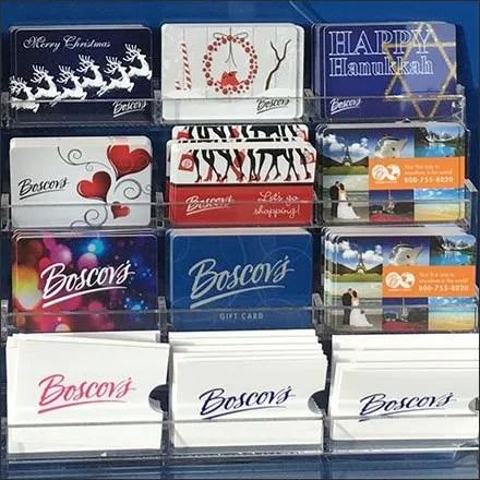 Boscov's Department Store Retail Fixtures
