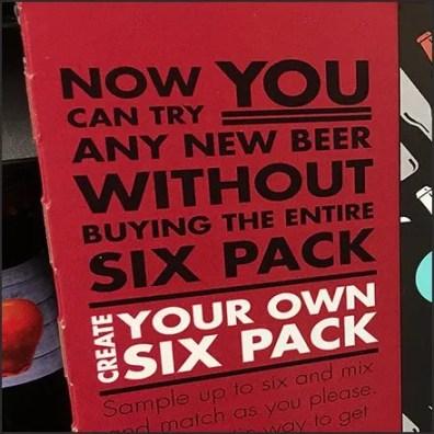 Assemble Your Own 6-Pack Strip Merchandiser