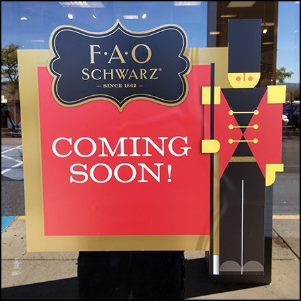 FAO Schwarz Coming Soon To Bon-Ton