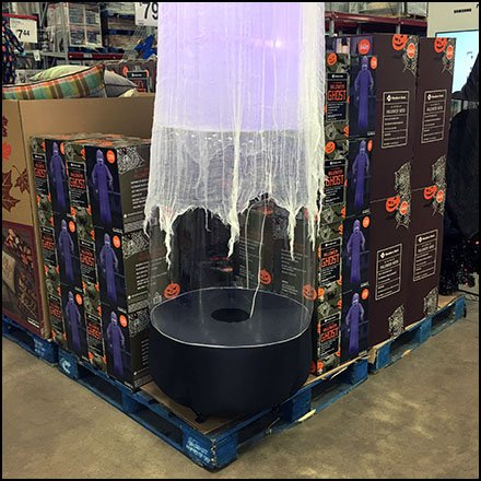 Halloween Ghost Inflatable Pallet Promotion