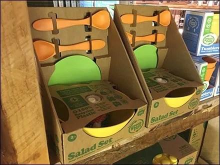 Green Eats Earth-Friendly Salad Set