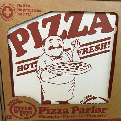 Green Toys Parlor Pizza 100% Recycled Square1
