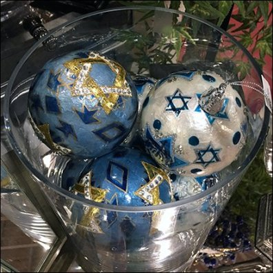 Ornate Happy Hanukkah At Pier 1 Imports