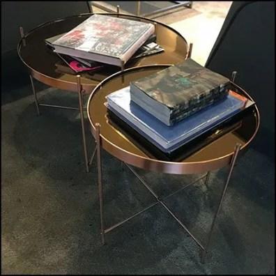 Karen Millen Copper Coffee Table Amenity Feature