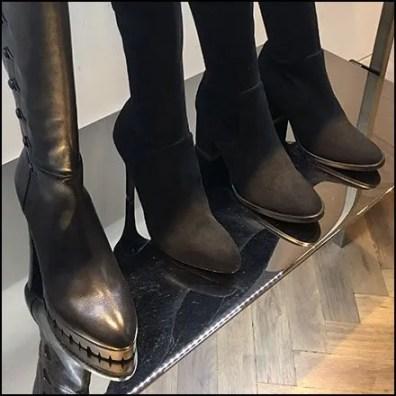 Karen Millen Flagship Store Boots In Step