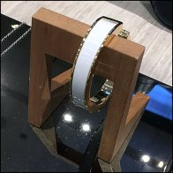 Wood Jewelry Hump At Karen Millen Flagship Store