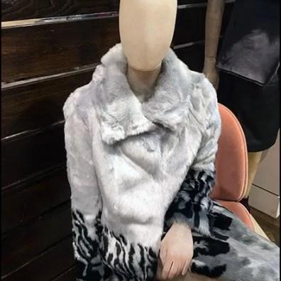 Karen Millen Flagship Store Fur Merchandising