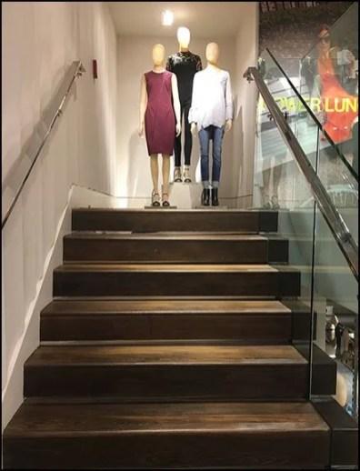 Karen Millen Flagship Store Mezzanine Level