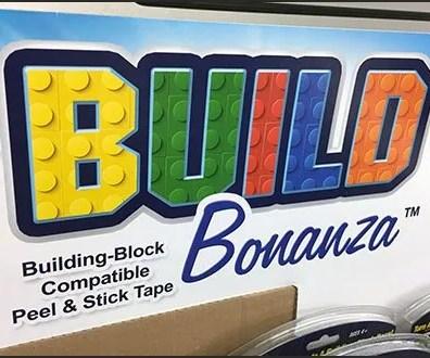 Lego-Compatible Bonanza ofBuildingBlocks