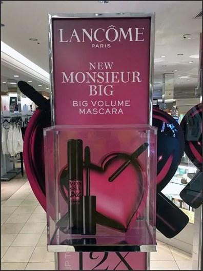 Lancome Mascara Upright Museum Case