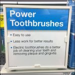 Power Toothbrush Category Definition