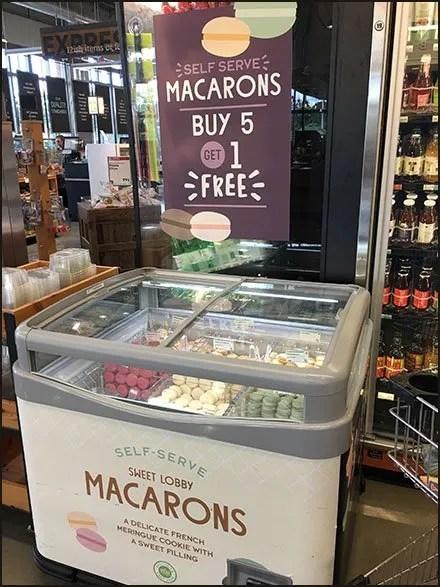 Self-Serve Macarons Six-fer Offer
