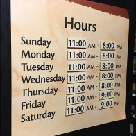 Extended Drinking Hours For Weekends