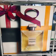 Chanel Fragrance Ribbon Tied Tower Display