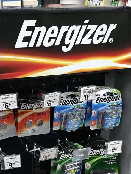 Energizer Flip-Front Loop Hooks In Chrome