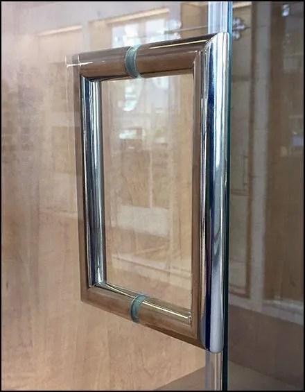 Glass Crafters Glass Door Hardware Display 3