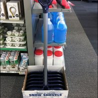 How To Sell Snow Shovels