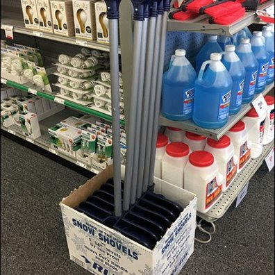 How To Sell Snow Shovels 3