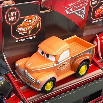 Matchbox Die Cast Metal Cars Display Feature