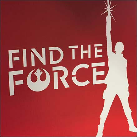 How to Find The Force At Toys R Us