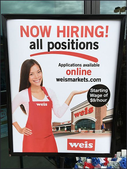 Now Hiring Online Starting At $9/Hour
