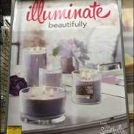 Yankee Candle In-Store Poster Merchandising