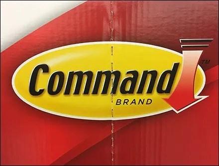 3M Command Strip Logo