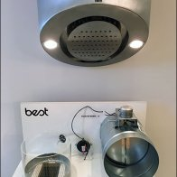 Sub-Zero Showroom Best Range Hood Display