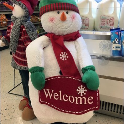 Christmas Plush Welcome 3