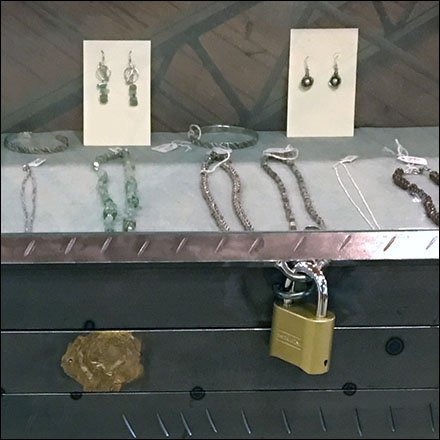 Danish Anti-Theft For Fashion Jewelry Aux2