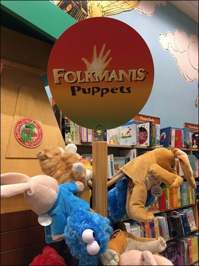 Folkmanis Hand Puppets At Barnes & Noble
