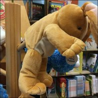 Folkmanis Hand Puppets At Barnes & Noble Feature