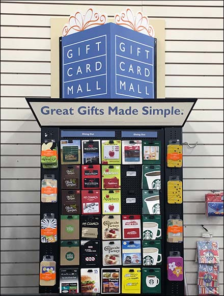 Gift Card Mall Makes Great Gifts Simple