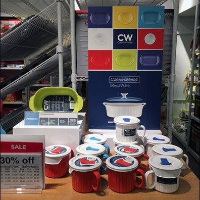 CorningWare Colorworks Checkerboard