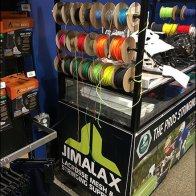 Lacrosse Mesh Stringing Supply Spools by Jimalax