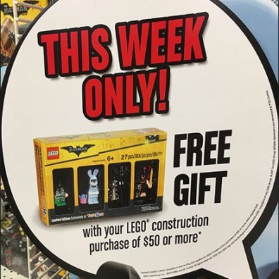 Lego Star Wars And More This Week Only