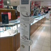 Jewelry Services Freestanding Menu At Macy's