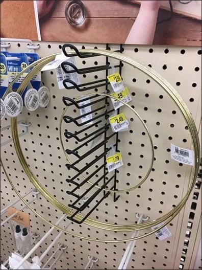 Multihook Vertical Loop Hook Array 2