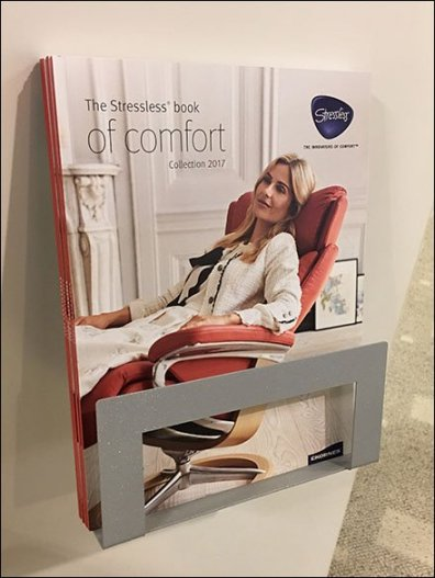 Stressless Comfort Zone Master Display