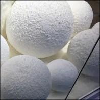 Styrofoam Snowball Window Dressing Feature1