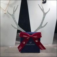Swarovski Gift Box Reindeer Antlers