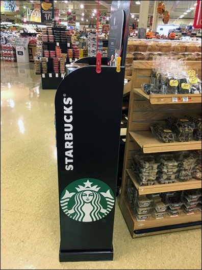 Weis Starbucks Coffee Cross Sell To Bakery 2